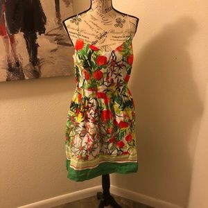 Adorable size 14 summer dress by crown and ivy